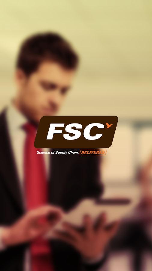 FSC Science of Supply Chain- screenshot