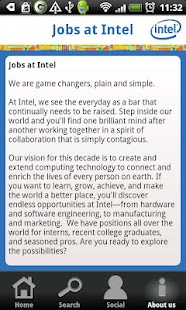 Jobs At Intel - screenshot thumbnail