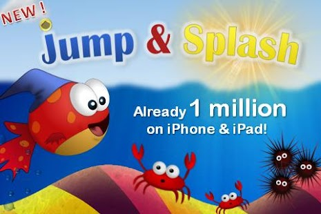 Jump & Splash- screenshot thumbnail