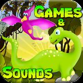 Kids Dinosaur Games- Free