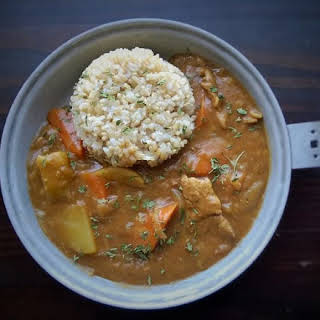 Japanese Curry.