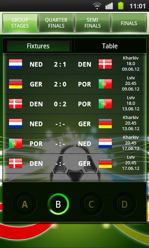 EM 2012 Creator (Euro 2012)- screenshot