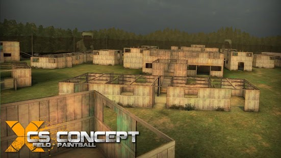 XField Paintball 1 - Solo- screenshot thumbnail