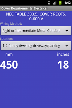 Top 10 android apps for canadian electrical code - AndroidMeta
