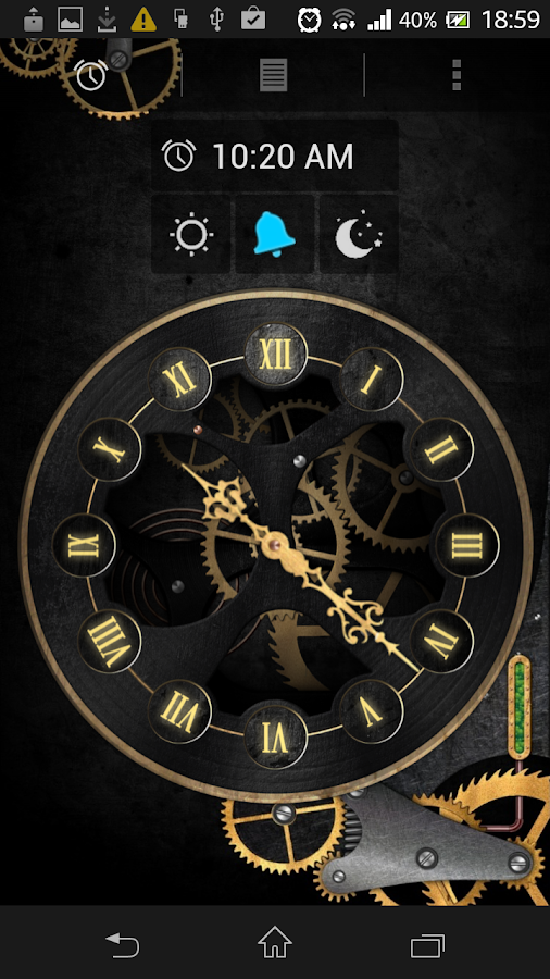 Timely Xtreme Alarm Clock Pro- screenshot