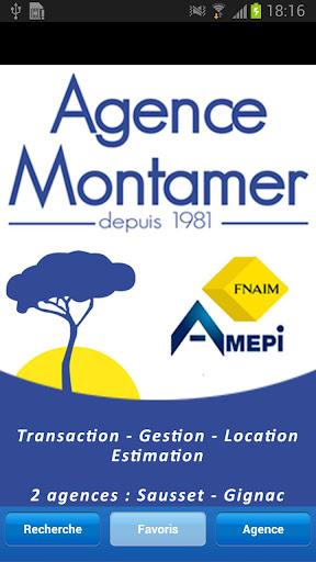 Agence Montamer