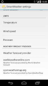 SmartWeather for SmartWatch screenshot 7