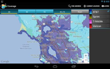 CellMaps Mobile Coverage Screenshot 13