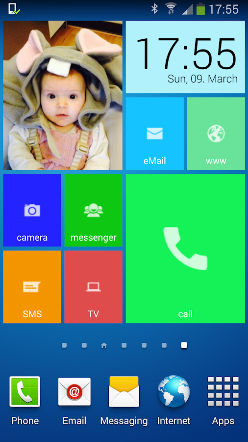 Widgetizer Pro - screenshot