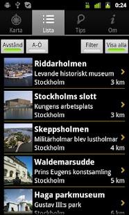 Sevärt- screenshot thumbnail