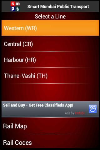 Smart Mumbai Public Transport - screenshot