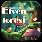Elven Forest Toucher Pro Theme icon