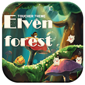 Elven Forest Toucher Pro Theme