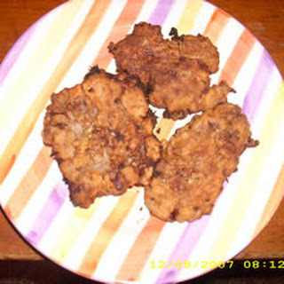 Fried Venison Backstrap