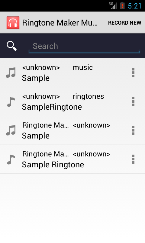 Ringtone Maker & Music Cutter - screenshot