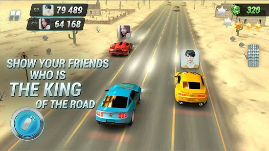 Road Smash Crazy Racing