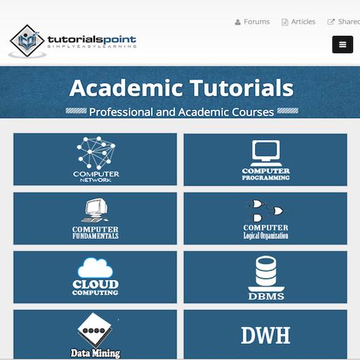 tutorialspoint - Android Apps on Google Play