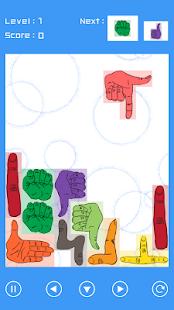 手的俄羅斯方塊 解謎 App-愛順發玩APP
