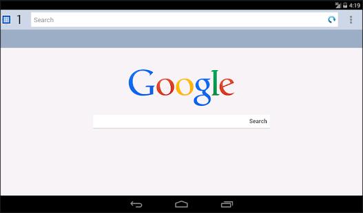 GoNav,快速的互聯網瀏覽器