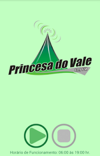Rádio FM Princesa do Vale- screenshot thumbnail