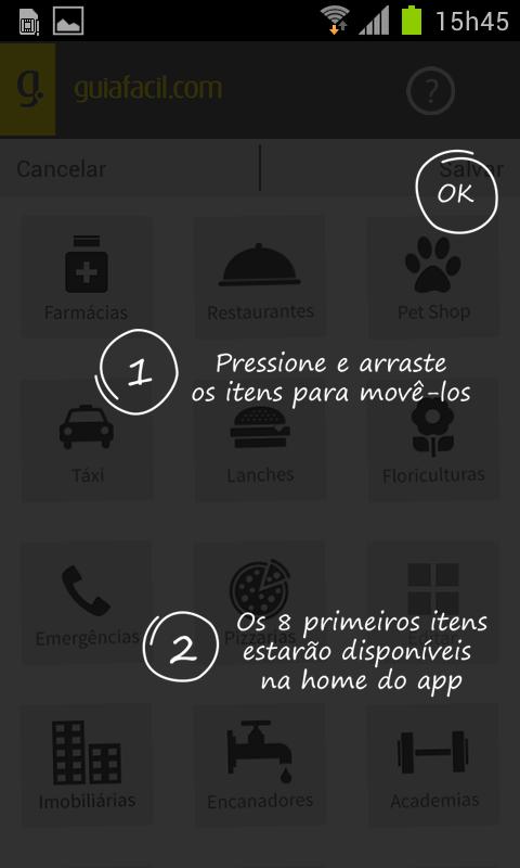 Guia Fácil- screenshot