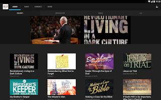 Screenshot of Grace to You Sermons