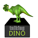 Talking Dino logo