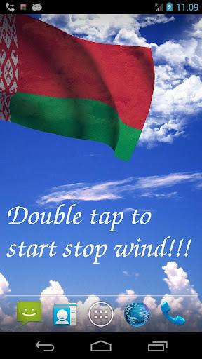 3D Belarus Flag LWP +