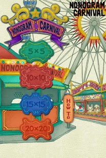 Nonogram-Carnival-Picross