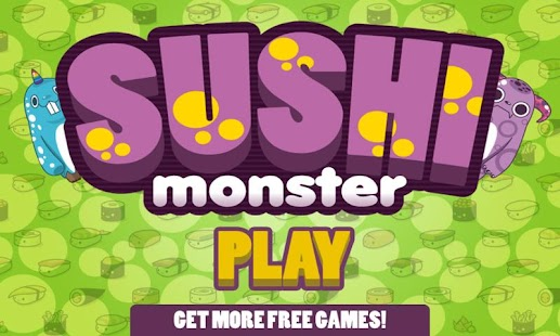 Sushi Monsters- screenshot thumbnail