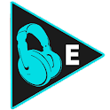 E Player (Music Player) icon