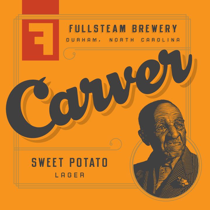 Logo of Fullsteam Carver Sweet Potato Lager