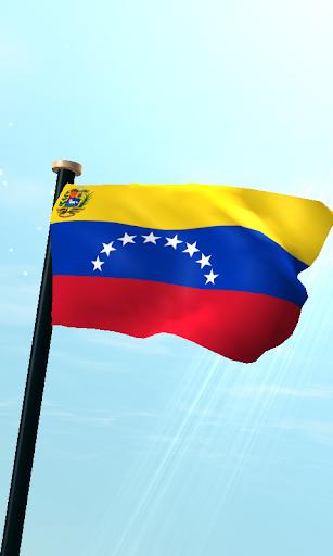 委內瑞拉旗3D動態桌布