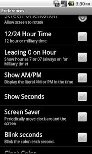 Desk Clock- screenshot thumbnail