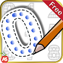 Learn To Trace Numbers - 123 icon