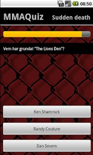 MMA-Quiz- screenshot thumbnail