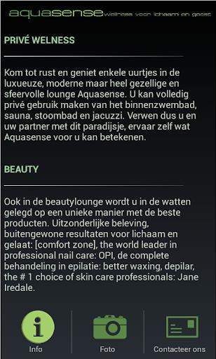 Aquasense App