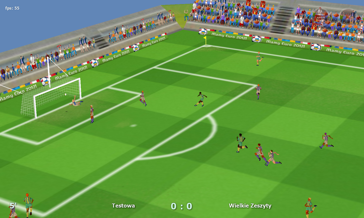 Download best football or soccer games for android in 2014 - Inter Football Manager Lite Screenshot