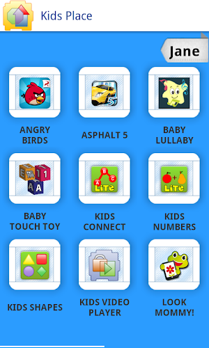 16 Kids Place - Parental Control App screenshot