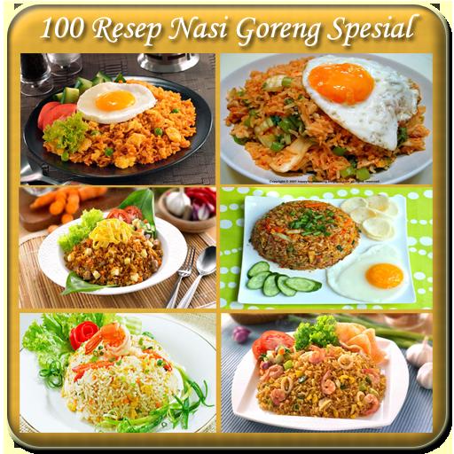 100 Resep Nasi Goreng Spesial