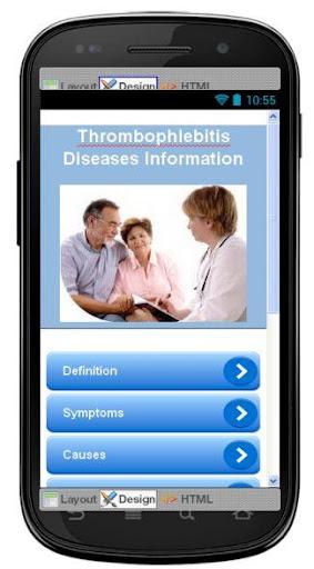 Thrombophlebitis Information