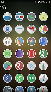 Spectra Icon Theme - screenshot thumbnail