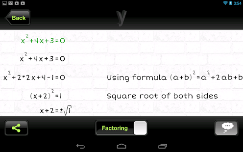 yhomework math solver android apps on google play