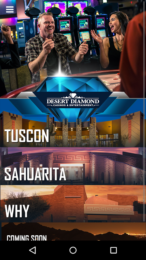 desert diamond casino mobile app