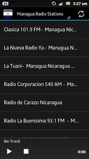 Managua Radio Stations