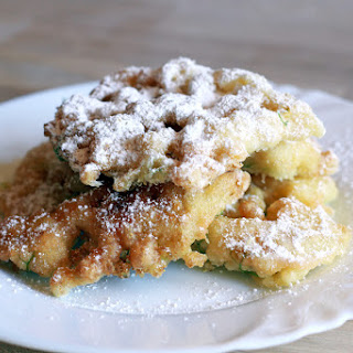 Elderflower Cakes.