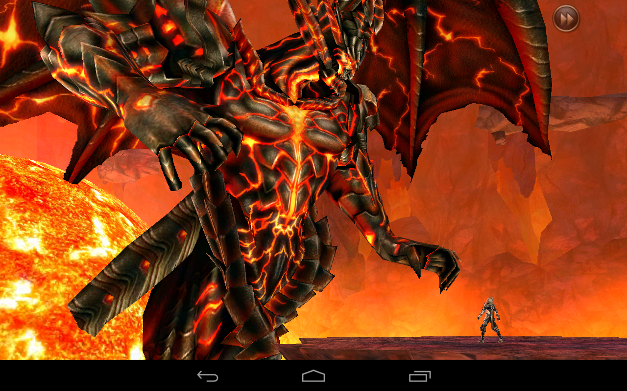 CHAOS RINGS II screenshot #8