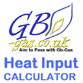 Gb-Gas heat input Calculator