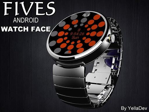 Fives Watch Face
