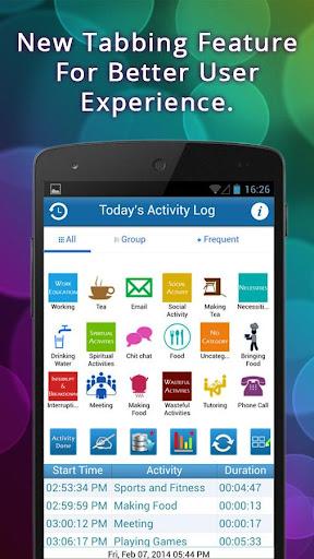 【免費生產應用App】Activity Log Pro- Task Analyst-APP點子
